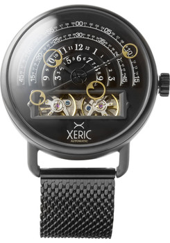 Xeric Halograph Automatic Mesh All Black (HLG-3015M)