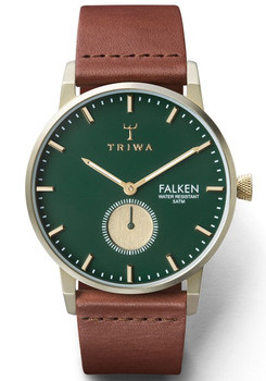 Triwa Pine Falken Brown Classic Champagne (FAST112-CL010217)