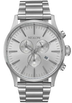 Nixon Sentry Chrono All Silver (A3861920)