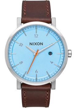 Nixon Rollo Sky Blue Taupe (A9452547) front
