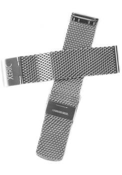 Xeric 20mm Silver Mesh Strap