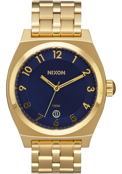 Nixon Monopoly All Gold Navy (A3252216)