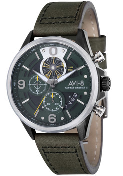 AVI-8 Hawker Harrier II AV-4051-02 Turbine Edition Green (AV-4051-02)