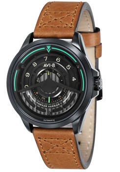 AVI-8 Hawker Harrier II AV-4047-04 Pegasus Automatic Brown (AV-4047-04)