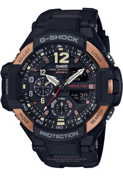 G-Shock Gravitymaster Antique Rose Gold (GA1100RG-1A)