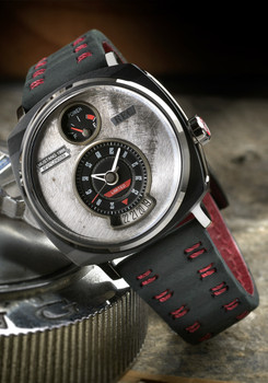 REC P51-04 Automatic Raven Black Limited Edition (P51-04)