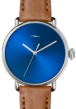 Shinola Bolt Bourbon Blue Leather (S0120052581)
