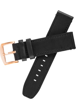 Xeric 22mm Smooth Tan Leather Strap (HLG-3021-STRAP)