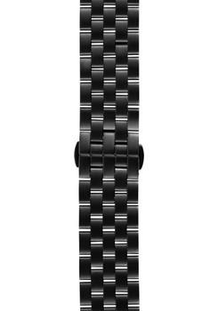 Xeric 20mm Black PVD Stainless Steel Strap (XRC-EGA-20-BKSS)