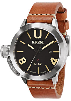 U-Boat Classico U-47 Automatic AS 1 Black Dial (8105)