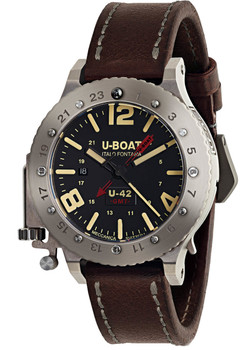 U-Boat U-42 50MM GMT Automatic (8095)
