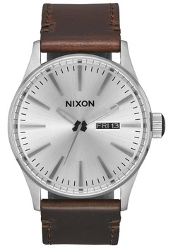 Nixon Sentry Collectors Pack White Brown Tan (A11382592)
