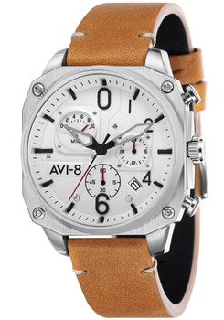 AVI-8 Hawker Hunter AV-4052-01 Chronograph Tan (AV-4052-01)
