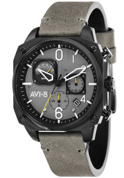 AVI-8 Hawker Hunter AV-4052-03 Chronograph Grey (AV-4052-03)