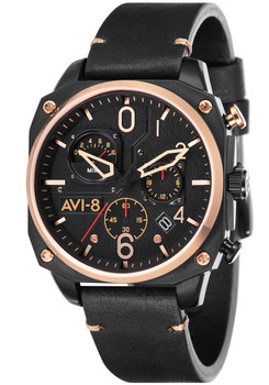 AVI-8 Hawker Hunter AV-4052-04 Chronograph Rose Gold (AV-4052-04)