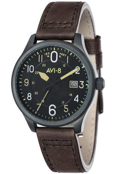 AVI-8 Hawker Hurricane AV-4053-04 Date Brown Black (AV-4053-04)
