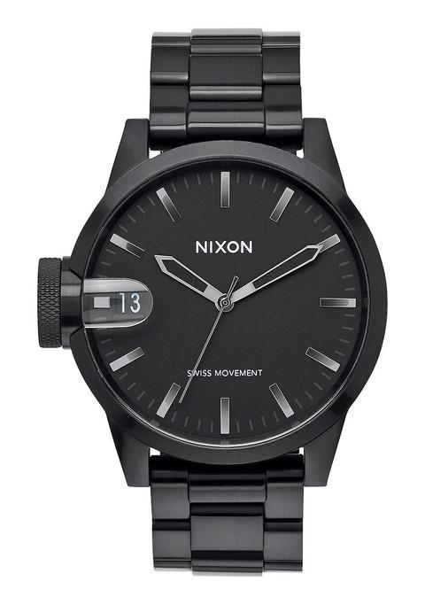 Nixon Chronicle 44 Black Gunmetal (A4411420)