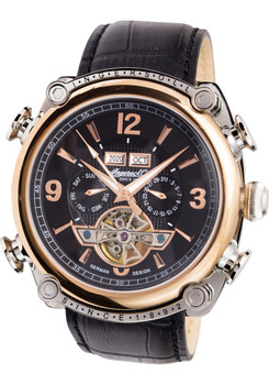 Ingersoll IN4505RBK Montgomery Automatic Black (IN4505RBK)
