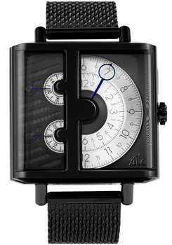 Xeric Soloscope SQ Black Mesh (SSQ-3015-MESH)