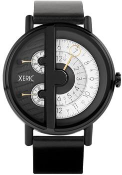 Xeric Soloscope RQ Black White (SRQ-3015-BLK)