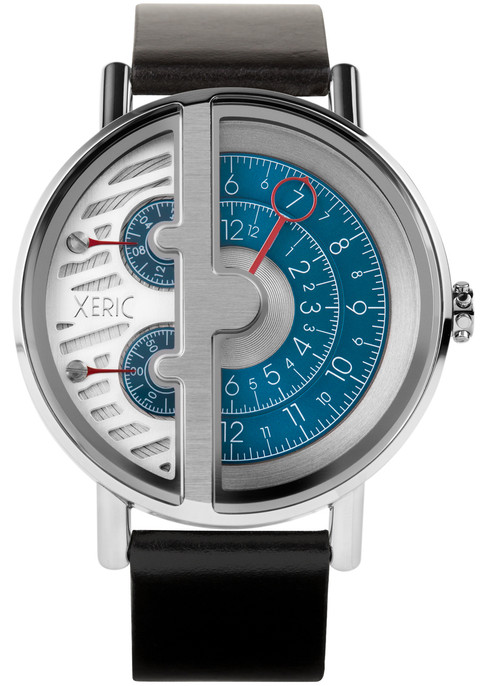 Xeric soloscope rq black blue for Watches xeric