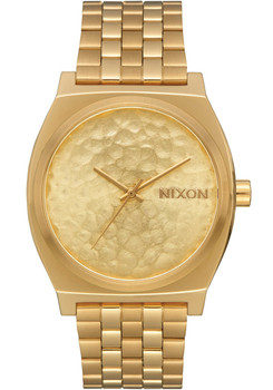 Nixon Time Teller SS Gold Hammered (A0452710)