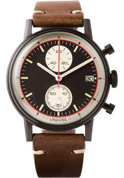Undone Urban Vintage Auta Chronograph Black PVD (UND-URB-FIX-VIN-AUTA)