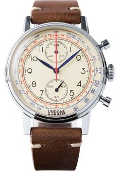 Undone Watches.com Exclusive Urban Vintage Killy Silver (UND-URB-BYO-WTC-VIN-KIL-SIL)