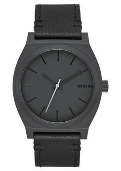 Nixon Time Teller All Black Slate (A0452738)