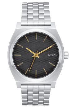 Nixon Time Teller Black Stamped Gold (A0452730)