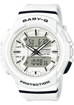 G-Shock Baby-G Runner White (BGA240-7A)