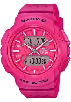 G-Shock Baby-G Runner Pink (BGA240-4A)