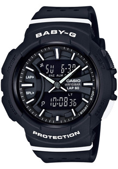 G-Shock Baby-G Runner Black (BGA240-1A1)