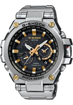 G-Shock MTG Silver Gold (MTGS1000D-1A9)
