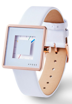 HYGGE MSL2089 Rose Gold White (HGE-02-083)
