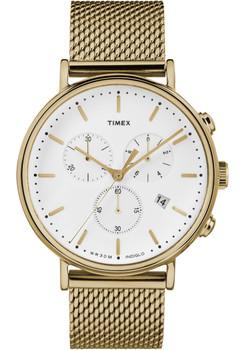 Timex Fairfield Chrono Gold Mesh (TW2R27200VQ)