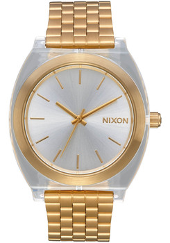 Nixon Time Teller Acetate Light Gold Clear (A3272623)