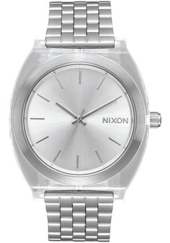 Nixon Time Teller Acetate Silver Clear (A3272631)
