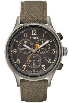 Timex Allied Chrono Gray Olive Green (TW2R47200VQ)