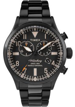 Timex Waterbury Traditional Chrono All Black (TW2R25000VQ)