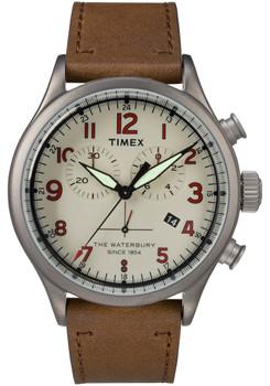 Timex Waterbury Traditional Chrono Natural Brown (TW2R38300VQ)