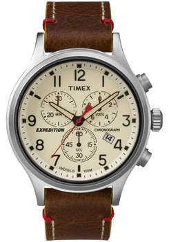 Timex Expediton Scout Chrono Natural Brown (TW4B04300ZA)