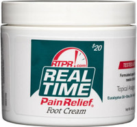 RT effective Foot Cream 4.4 Oz Jar