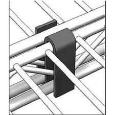 S-Hook for Wire Shelving
