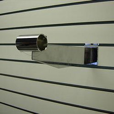 "Slatwall Bracket 1-1/16"" Tube"