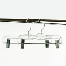 Clear Skirt/Pant Hanger