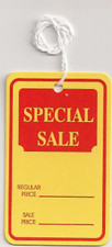 Special Sale in Yellow