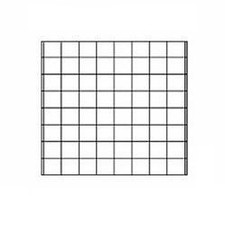 Square Gridwall Panel