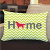 Golden Retriever Home Pillow