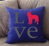 Goldendoodle Love Pillow